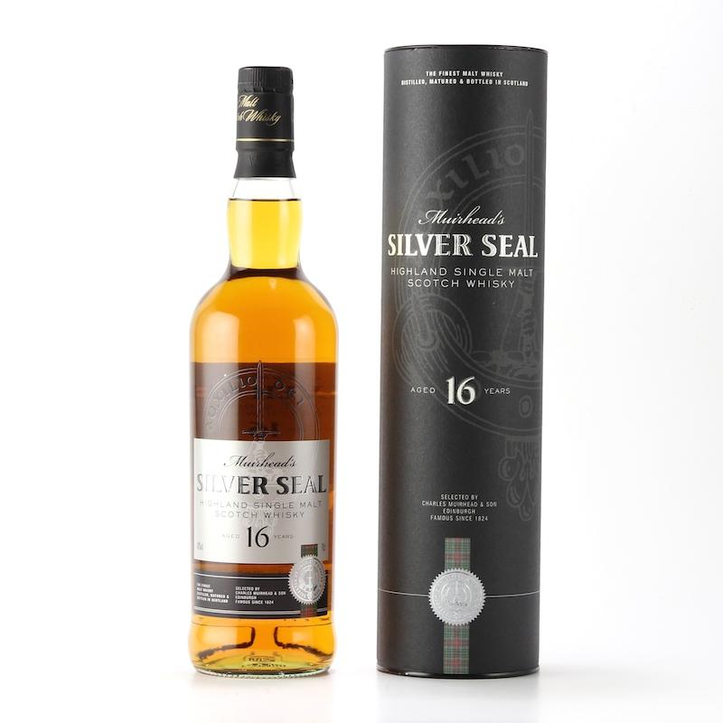 Muirhead's Silver Seal 16yo 40%