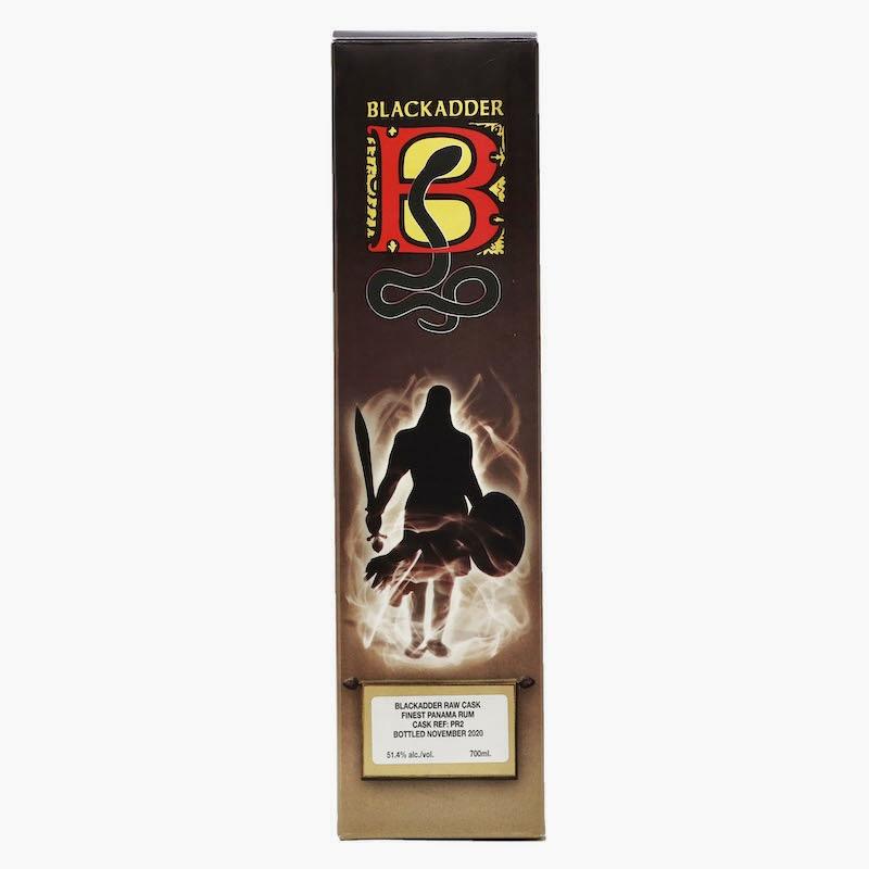 BLACKADDER RAW CASK PANAMA RUM 20YO CASK REF:PR2 51.4%