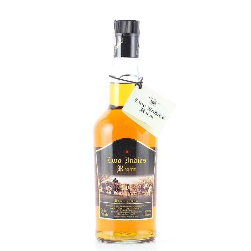 AMRUT Two Indies Rum 42.8%