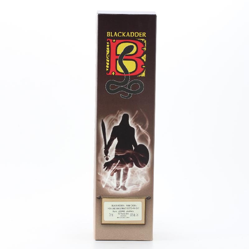 BLACKADDER RAW CASK LEDAIG 2004 10yo Cask Ref:900012 60.8%