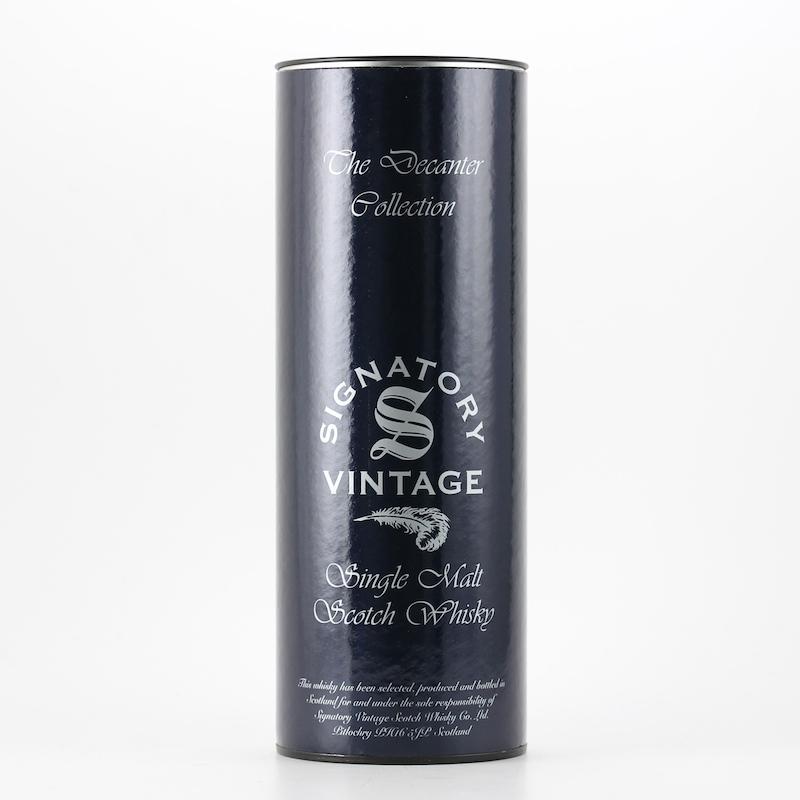 Asta Morris Glenburgie by SIGNATORY  1995 19yo Cask No.6475 50.5%