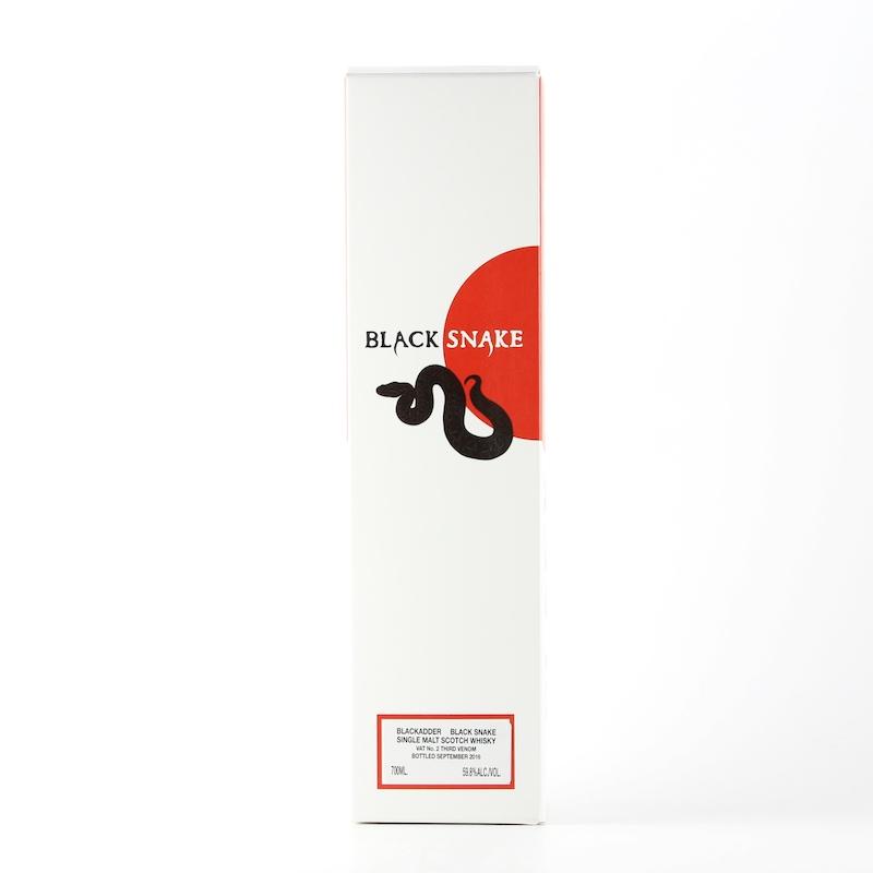 BLACKADDER BLACK SNAKE VAT No.2 THIRD VENOM 59.8%