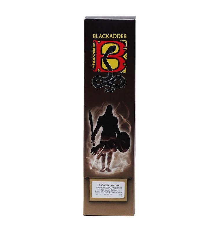 【箱に傷あり】BLACKADDER RAW CASK ARDMORE 2010 10YO CELEBRATING 25 YEARS OF BLACKADDER Cask no: 803499 60.6%