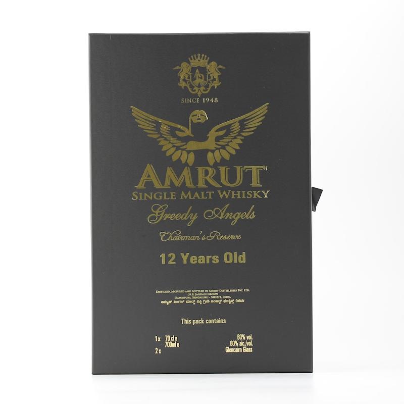Amrut Greedy Angel's Chairman's Reserve 12YO 60%