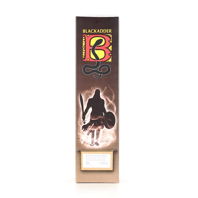 BLACKADDER RAW CASK AMRUT BOURBON CASK FINISH Cask REF:BA 28-2017 61.8%