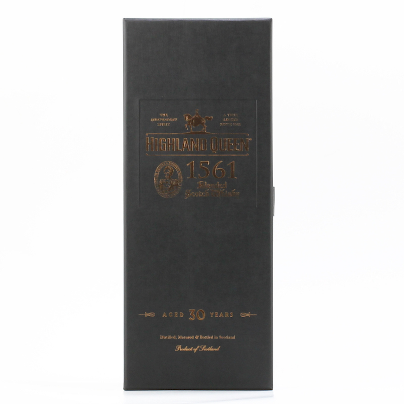 HIGHLAND QUEEN 1561 30YO BLENDED SCOTCH WHISKY 40%