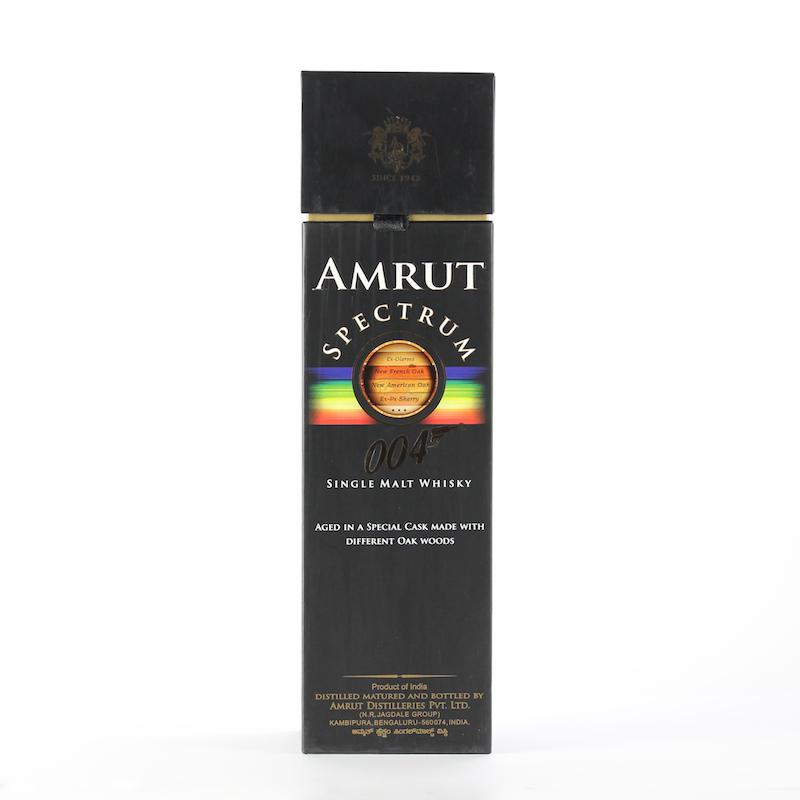 AMRUT SINGLE MALT WHISKY SPECTRUM 004 50%