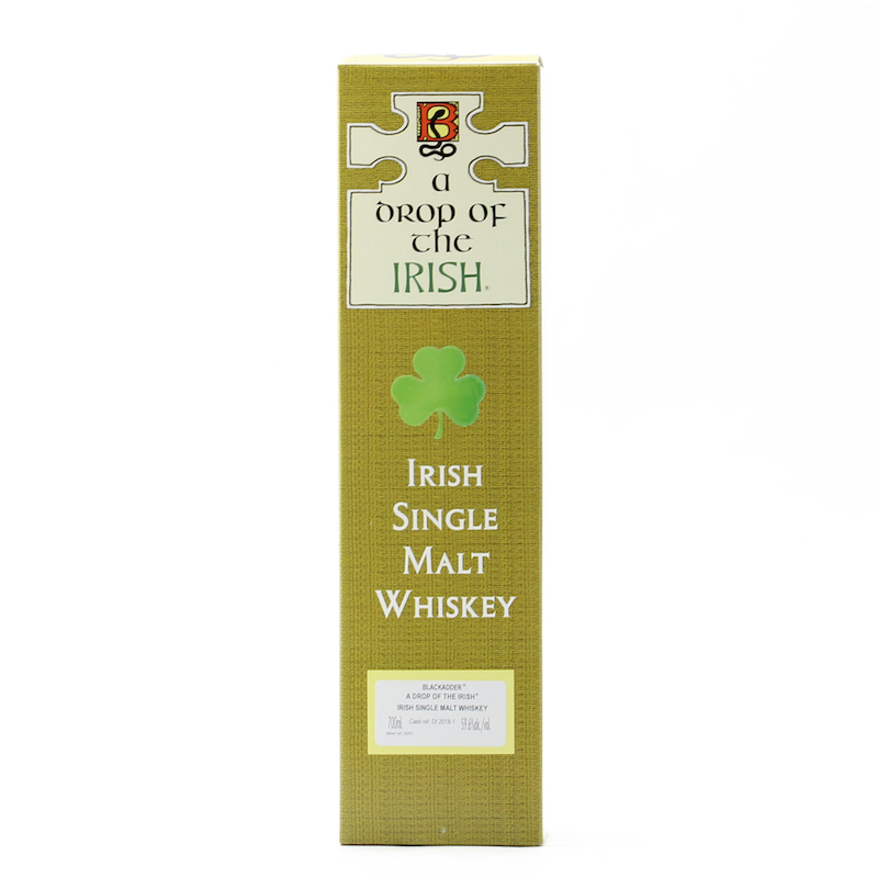BLACKADDER A DROP OF THE IRISH Cask Ref: DI 2018-1 59.6%