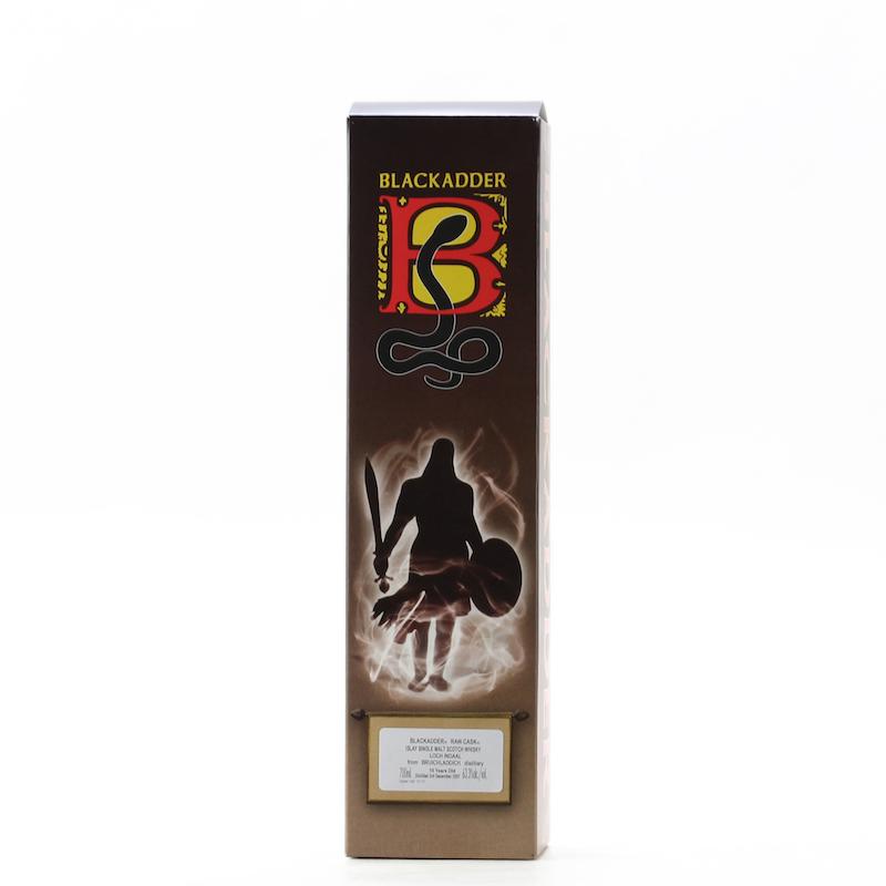 BLACKADDER RAW CASK LOCH INDAAL 2007 10YO Cask No.3413 63.3%