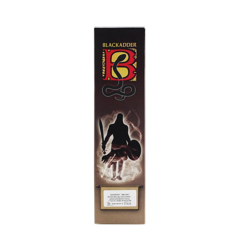 BLACKADDER RAW CASK BALMENACH 2008 11YO SHERRY CASK FINISH Cask Ref:14 58.5%