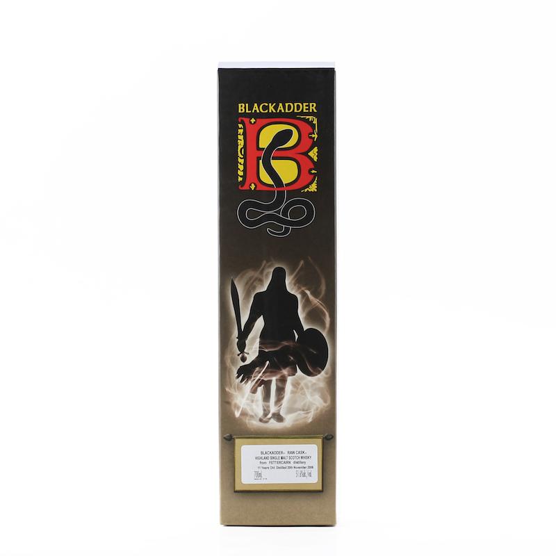 BLACKADDER RAW CASK FETTERCAIRN 2006 11YO Cask No.107704 51.6%