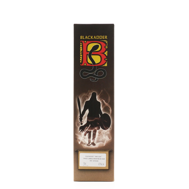 BLACKADDER RAW CASK JAMAICA MONYMUSK RUM 2007 11YO Cask Ref: 2018-024 63.9%