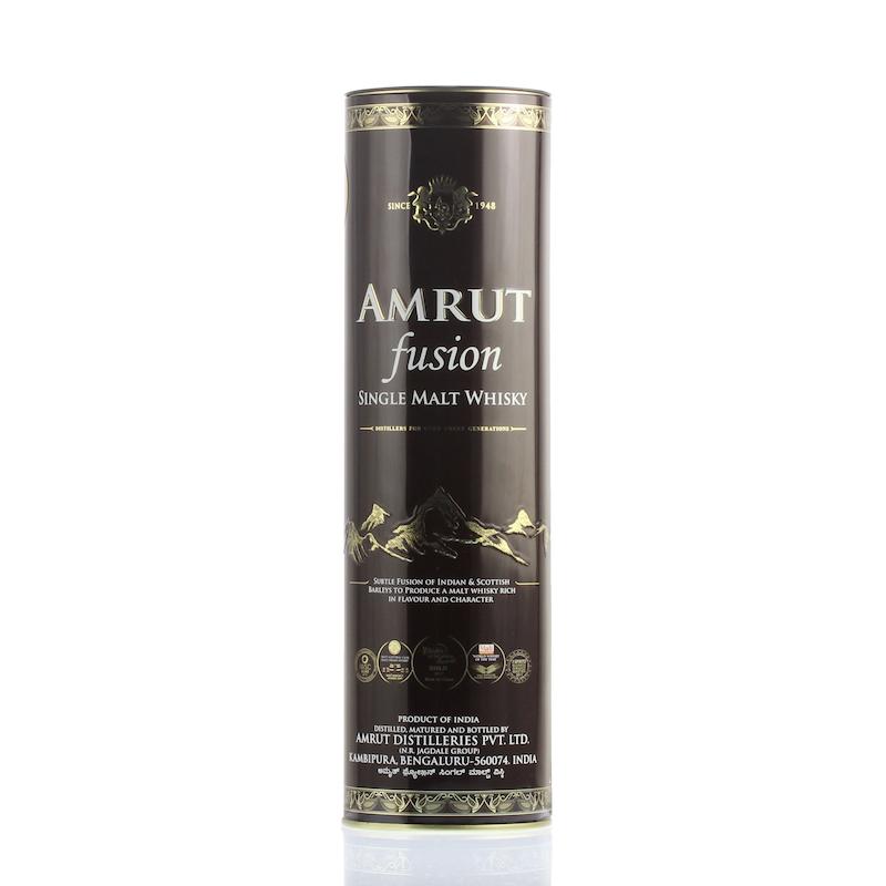 AMRUT Fusion SINGLE MALT WHISKY 50%
