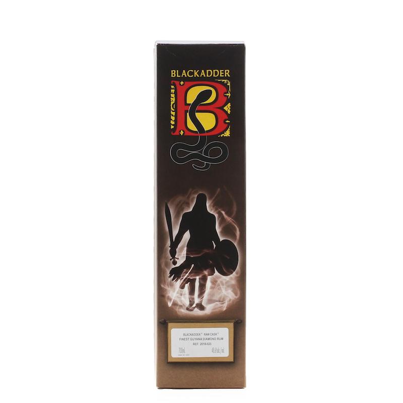 BLACKADDER RAW CASK GUYANA DIAMOND RUM 2003 15YO Cask Ref: 2018-023 48.6%