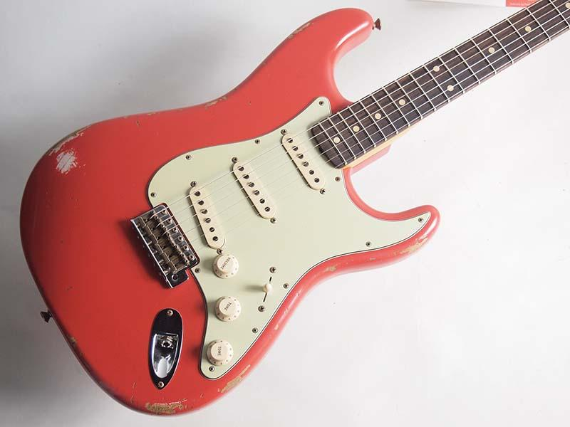 Fender Custom Shop/2016 Custom Collection 1961 Relic Stratocaster RW Fiesta Red【フェンダー】