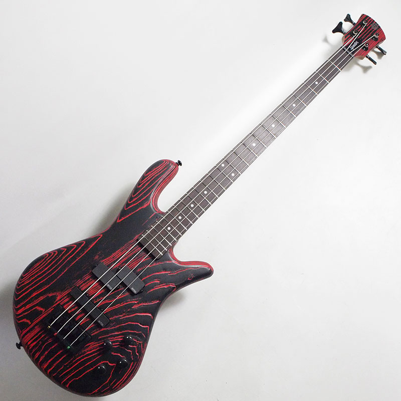 SPECTOR NS PULSE 4 Cinder Red エレキベース【スペクター 3.40kg】