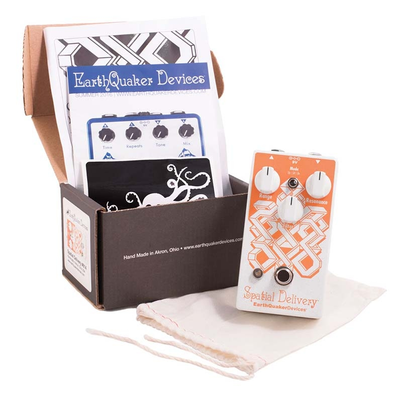 Earthquaker Devices Spatial Delivery Envelope Filter フィルター【アースクエイカーデバイセス】