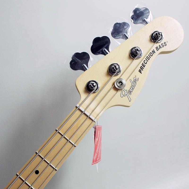Fender American Performer Precision Bass Maple Fingerboard Satin Lake Placid Blue【フェンダーUSAプレジションベース】