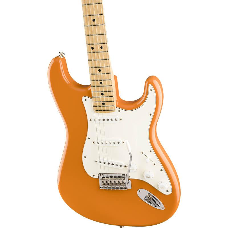 Fender Player Stratocaster Maple Fingerboard, Capri Orange【フェンダーストラトキャスター】