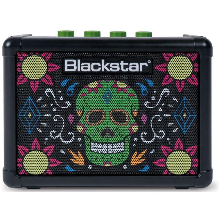 Blackstar FLY3 SUGAR SKULL 3 バッテリーコンボアンプ【ブラックスター】