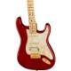 Fender Tash Sultana Stratocaster Transparent Cherry【フェンダーMEXストラトキャスター】
