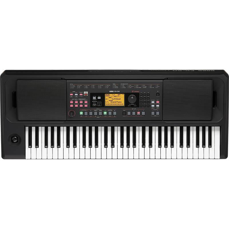 KORG EK-50 Limitless Entertainer Keyboard キーボード【コルグ】