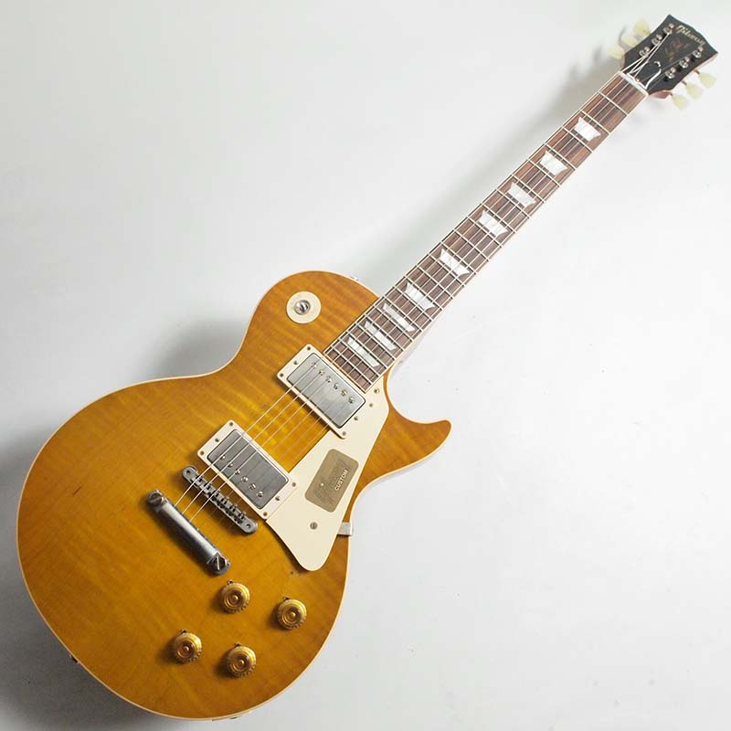 Gibson Custom Shop 1958 Les Paul Model HRM Heavey Aged Dirty Lemon #8_7594 【Weight3.88kg】