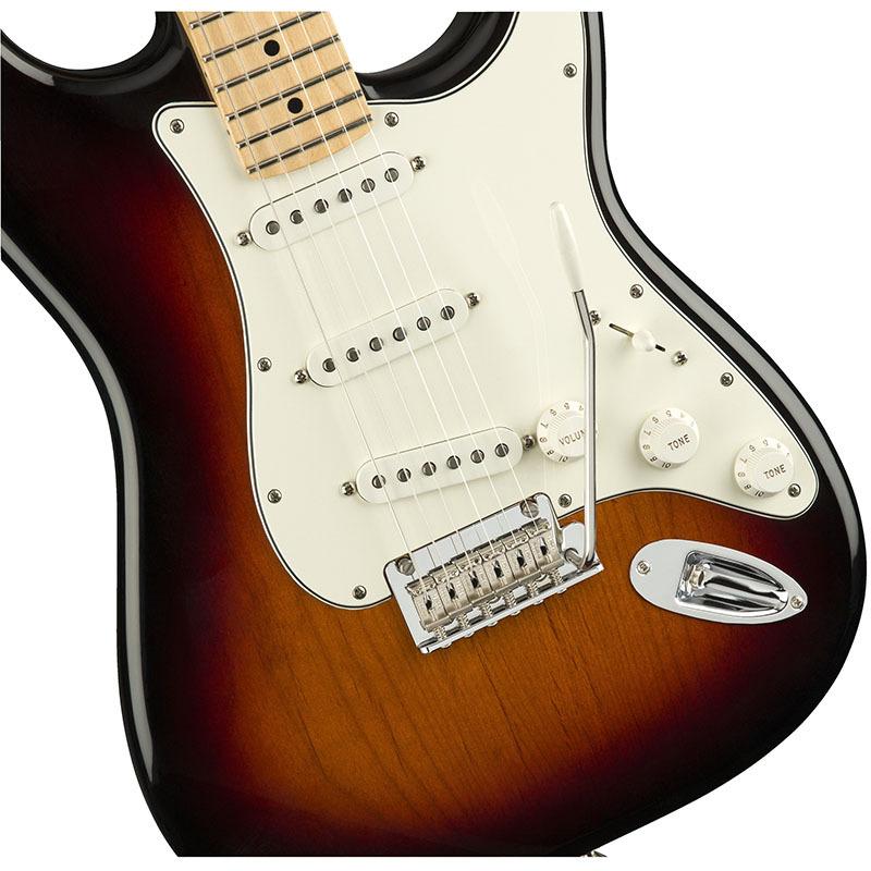 Fender Player Stratocaster 3-Color Sunburst 【フェンダーストラトキャスター】【正規輸入品】