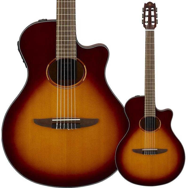 YAMAHA NTX1 BS エレクトリッククラシックギター ブラウンサンバースト 【ヤマハ】