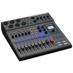 ZOOM LIVETRAK L-8 8-Track Live Mixer / Recorder ライブミキサー【ズーム】