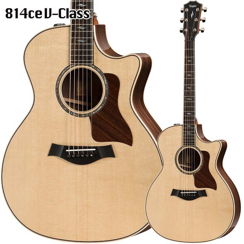 Taylor 814ce V-Class エレクトリックアコースティックギター 【テイラー】