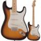 Fender Made in Japan Traditional 50s Stratocaster, Maple Fingerboard, 2-Color Sunburst【フェンダージャパンストラトキャスター】