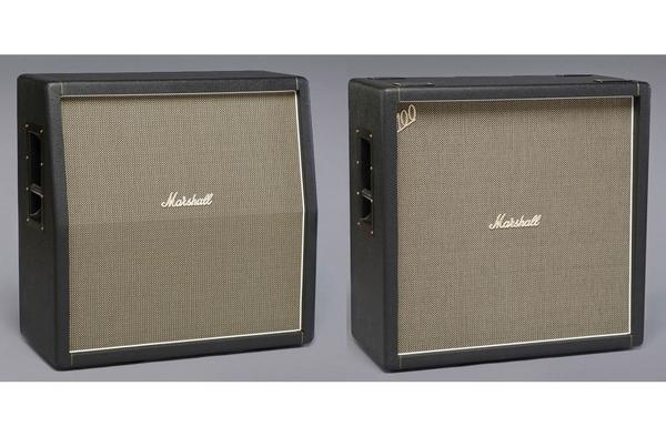 Marshall/Handwired Series Cabinet 【1960AHW.1960BHW】【マーシャル】【送料無料】 【離島発送不可】