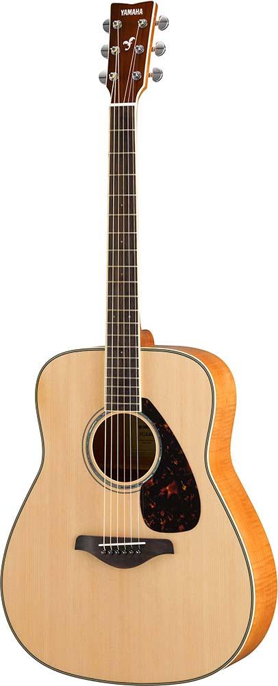 YAMAHA/FG840 アコースティックギター ナチュラル(NT)【ヤマハ】