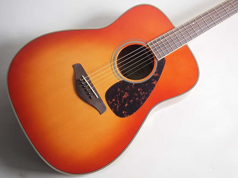 YAMAHA/FG820 アコースティックギター オータムバースト(AB) FG-820【ヤマハ】