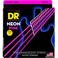 DR/ベース弦 NEON Hi-Def PINK NPB-45【メール便OK】