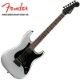Fender Boxer Series Stratocaster HH, Rosewood Fingerboard, Inca Silver 【フェンダーJAPANストラトキャスター】