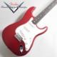 Fender Custom Shop Custom Built 1960 Stratocaster CC Candy Apple Red【S/N CZ549711 3.55kg】【10/29/2020】