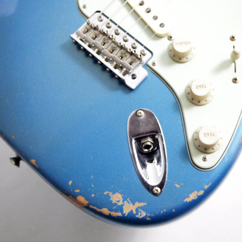 Fender Custom Shop Time Machine 1959 Stratocaster Heavy Relic Rosewood Aged Lake Placid Blue【S/N CZ543358 3.44kg】