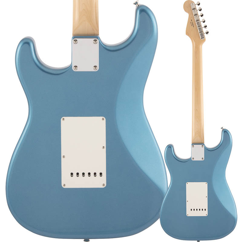 Fender Made in Japan Traditional 60s Stratocaster, Rosewood Fingerboard, Lake Placid Blue【フェンダージャパンストラトキャスター】