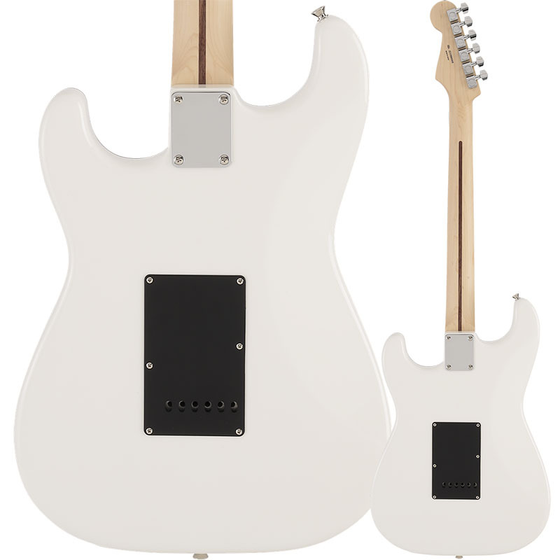 Made in Japan Aerodyne II Stratocaster, Rosewood Fingerboard, Arctic White【フェンダー】