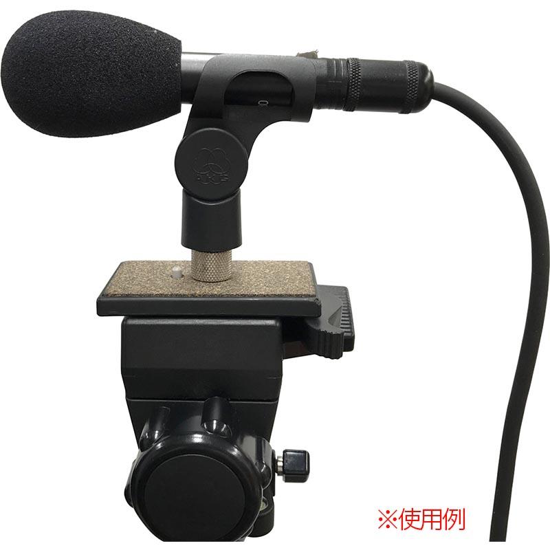 KC/MHA-1 カメラ三脚 (1/4)→マイクホルダー(3/8) 変換アダプター【キョーリツ】