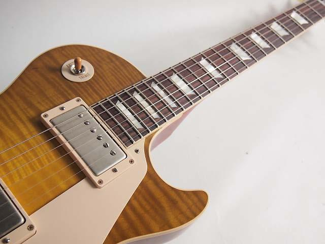 Gibson Custom Shop/2014 Historic Collection 1959 Les Paul Standard Reissue VOS Lemmon Burst 9-42970
