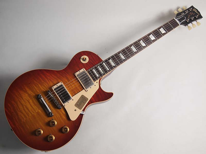 Gibson Custom Shop Historic Select 1959 Les Paul Standard Reissue Washed Cherry #50253【Weight3.90kg】 【2015ギブソン】