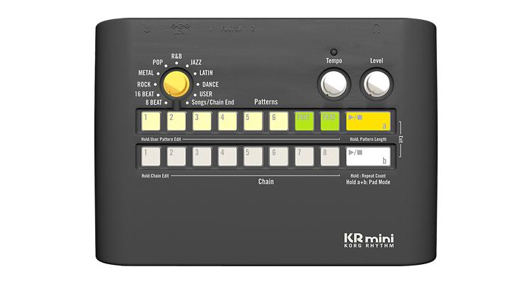 KORG/リズムボックス KR mini【コルグ】