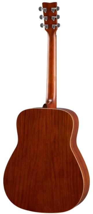 YAMAHA/FG850 アコースティックギター ナチュラル(NT)【ヤマハ】