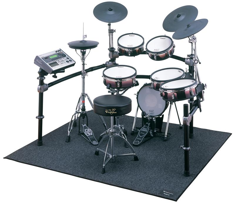 Roland/V-Drums Mat TDM-20 Vドラム専用セッティング・マット【ローランド】