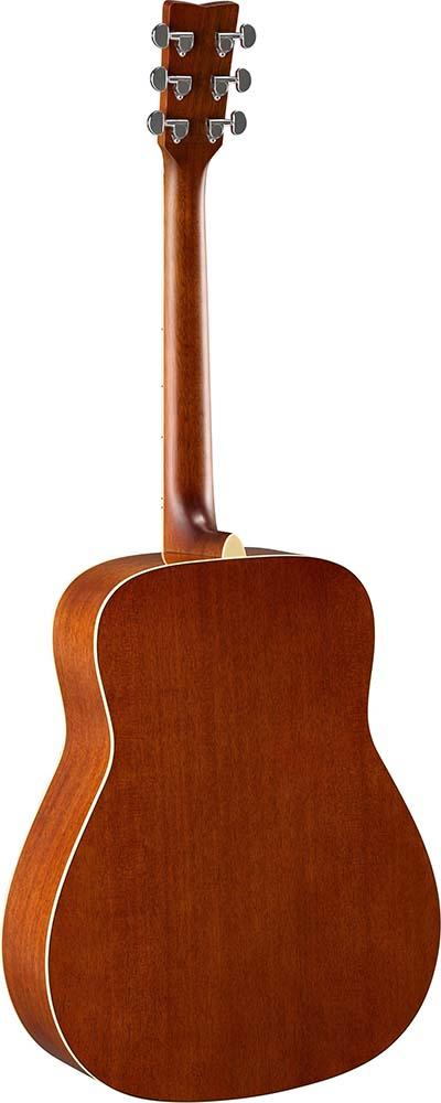 YAMAHA/FG820-L レフトハンド アコースティックギター ナチュラル(NT) FG-820L【ヤマハ】