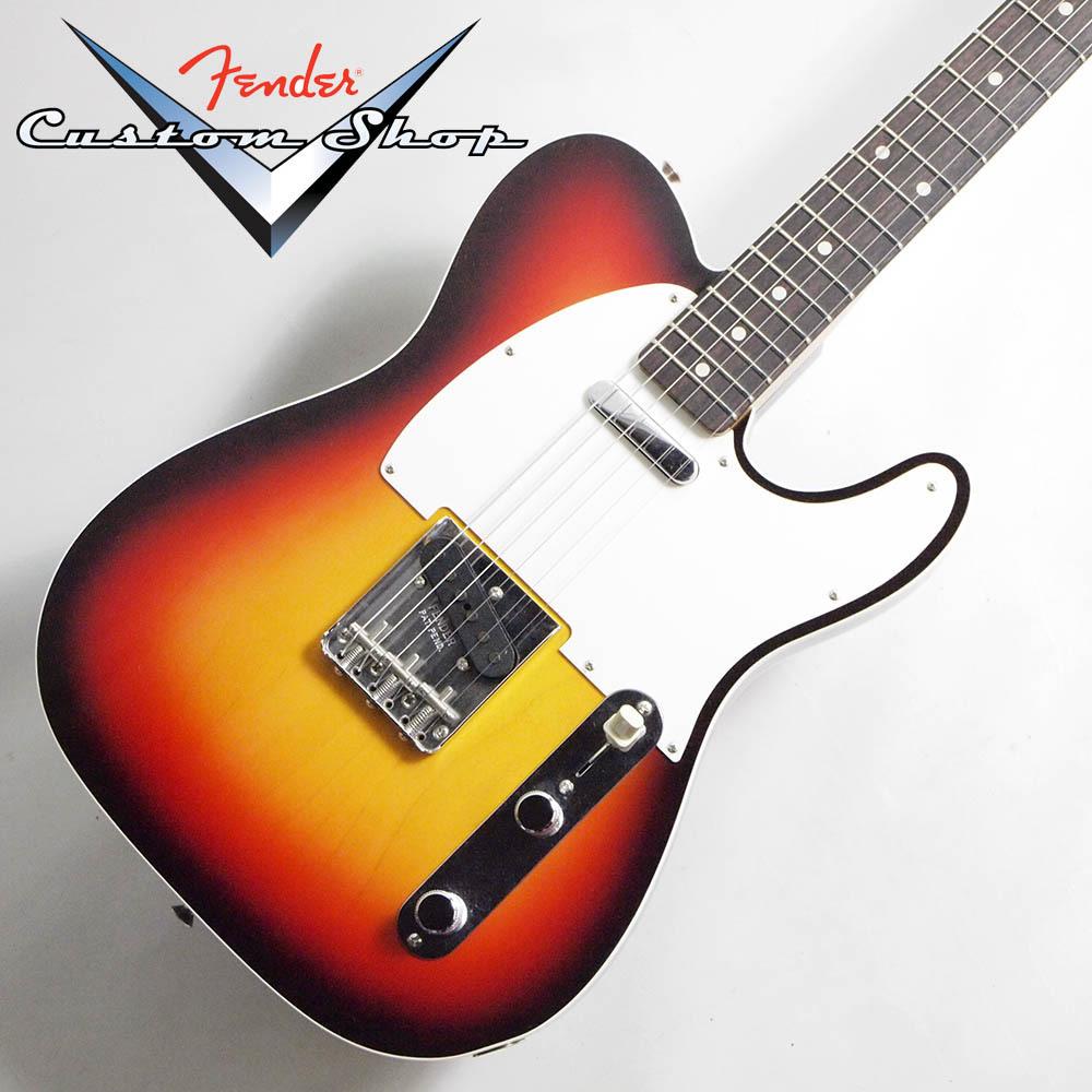Fender Custom Shop Vintage Custom 1959 Telecaster Custom NOS, Rosewood Fingerboard, Chocolate 3-Color Sunburst 【S/N R103946 3.34kg】