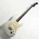 Fender Custom Shop 2020 Limited Edition 1957 Stratocaster Rosewood Neck Deluxe Closet Classic Aged Inca Silver